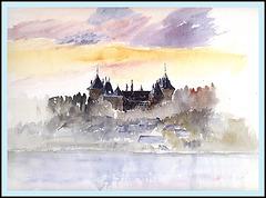 Combourg, Ille-et-Vilaine