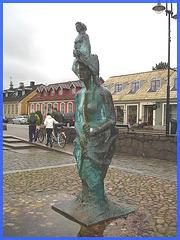 Déesse de Båstad / Båstad Goddess - Suède / Sweden.