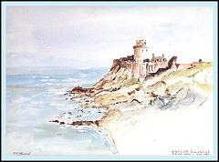 Château Fort-la-Latte, Côtes d'Armor