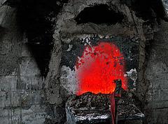 la fin du feu : le feu étouffé (voir le blog)