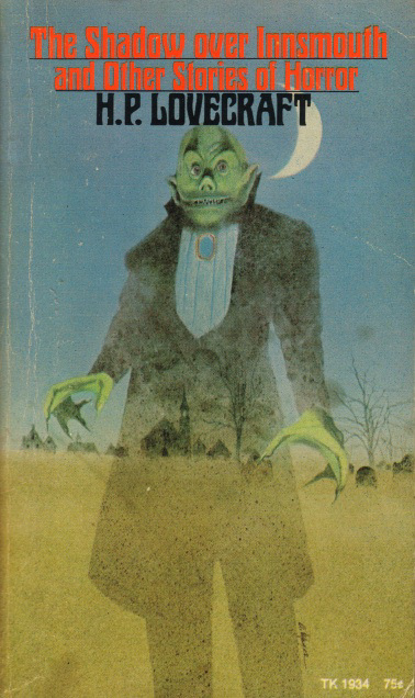 H.P. Lovecraft - The Shadow over Innsmouth