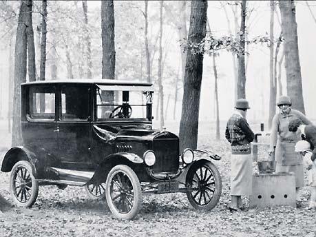 Ford-modelo T