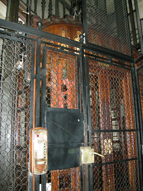 Lift - Casa Amatller