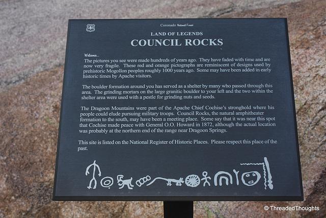 Council Rocks