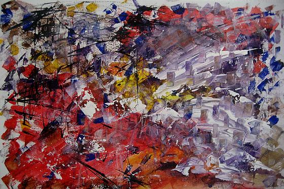 Subway (painting)