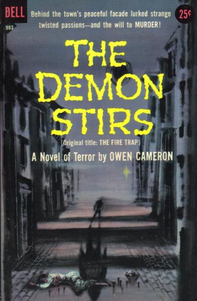 Owen Cameron - The Demon Stirs