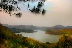 Huey Krathing dam