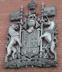 Wappen  Port Credit Ontario