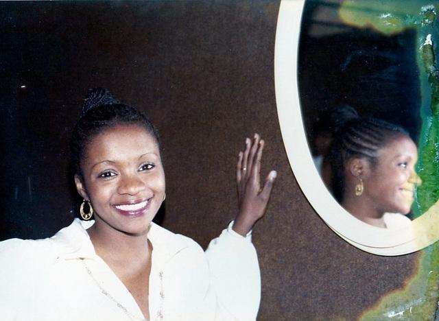 Mon amie : Josie Balzamont, de Guadeloupe