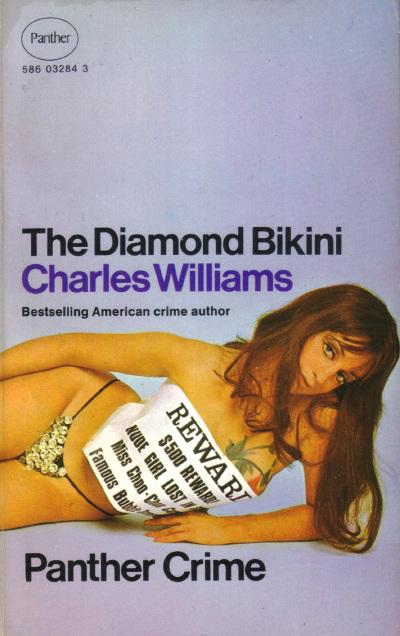 Charles Williams - The Diamond Bikini (Panther edition)
