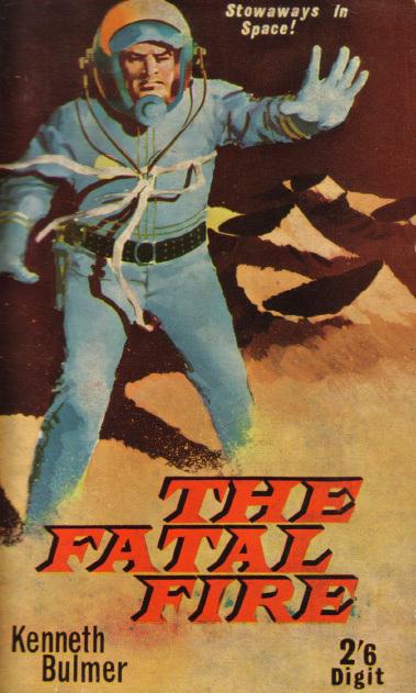 Kenneth Bulmer - The Fatal Fire