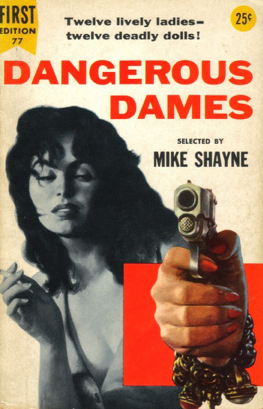 Mike Shayne (selected by!) - Dangerous Dames