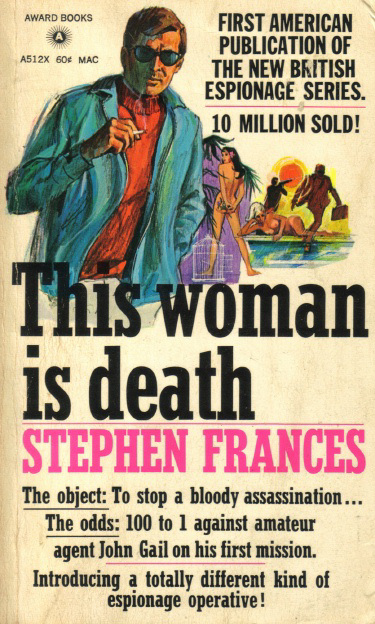 Stephen Frances - This Woman is Death (Award edition)