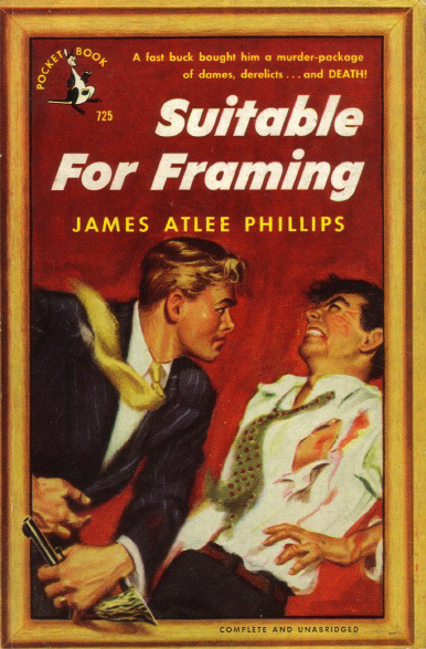 James Atlee Phillips - Suitable for Framing