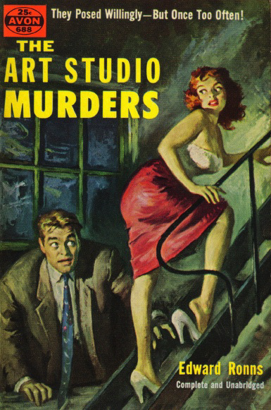 Edward Ronns - The Art Studio Murders