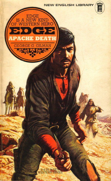 George G. Gilman - Apache Death