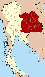 Thailand Isaan