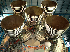 P6122005ac Second Stage Space Engines of Saturn V