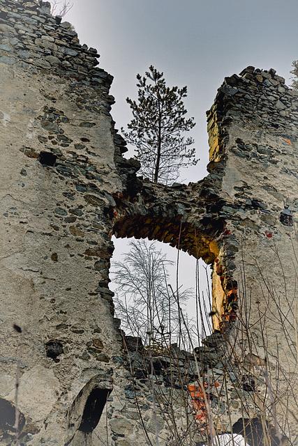 Castle Ruin Kaisersberg - 5