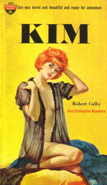 Robert Colby - Kim