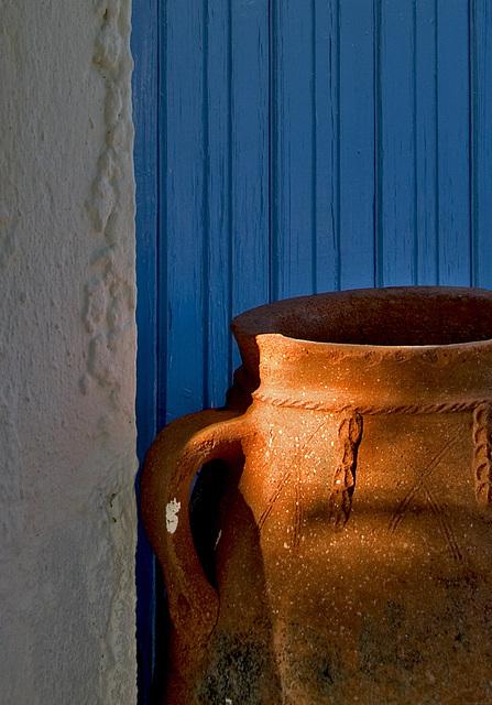 The Stoneware Jug