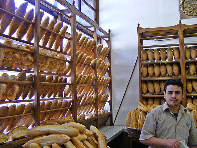 Bread shop