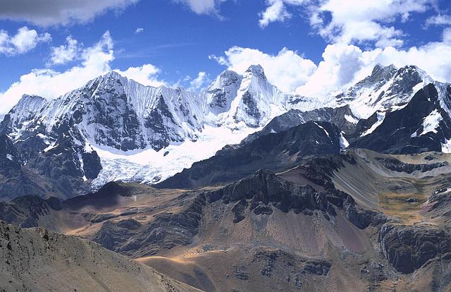 Yaucha Pass View