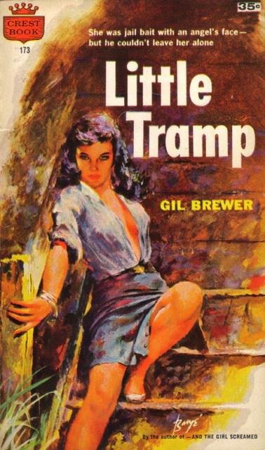 Gil Brewer - Little Tramp
