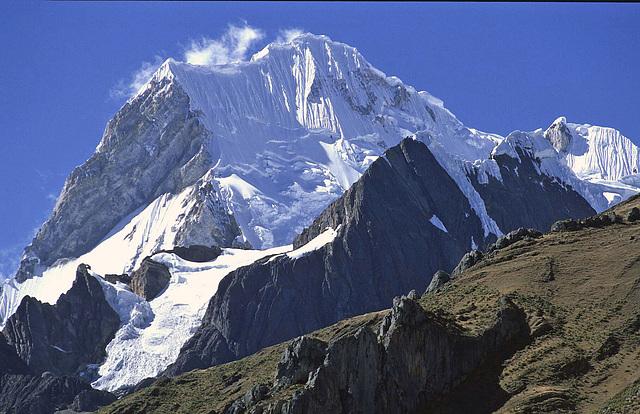 Nevado Yerupaja