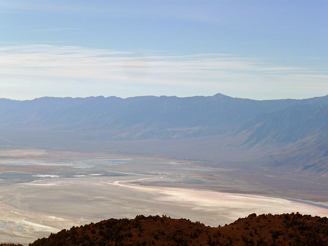 Burgess Mine View of Owens Valley (1775)