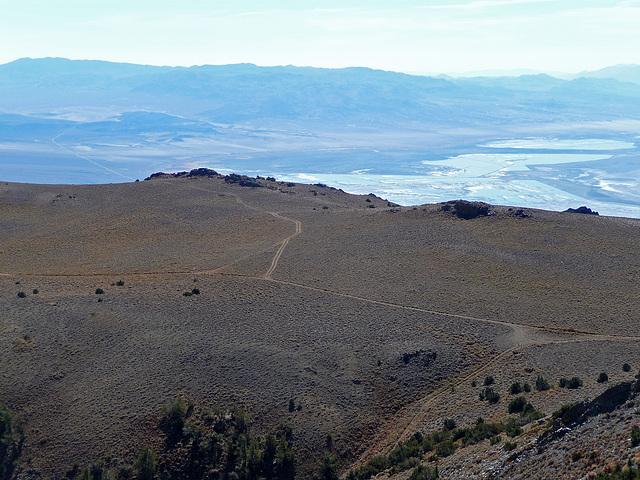 Burgess Mine View of Owens Valley (1779)