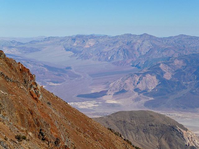 Burgess Mine View of Saline Valley (1772)