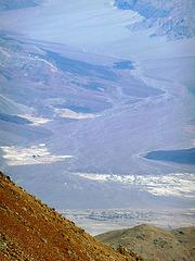 Burgess Mine View of Saline Valley (1773)