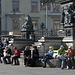 2 hours in Graz - 032 - Centre Court Fountain