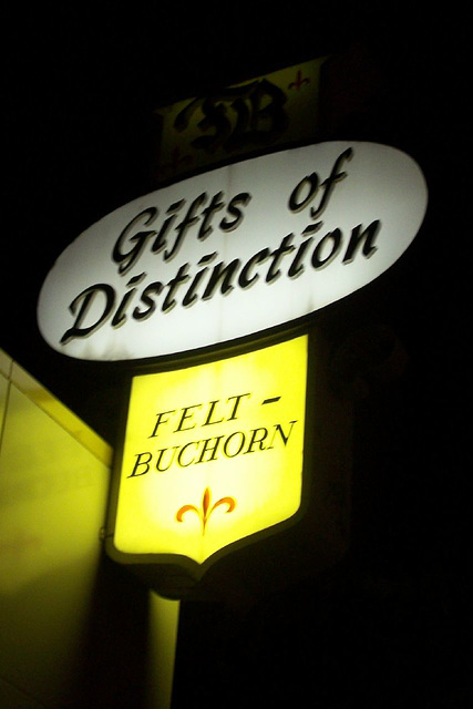 Felt-Buchorn Gifts of Distinction