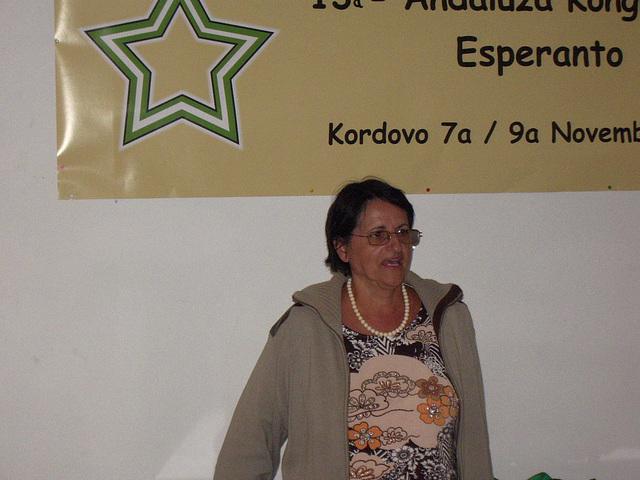Impresoj de Danica pri la andaluzoj