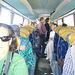 En la buso, survoje al Medina Azahara