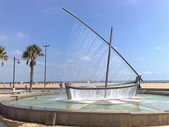 Fuente en Valencia 4