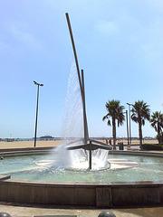 Fuente en Valencia 3