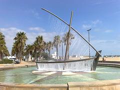 Fuente en Valencia 1