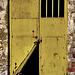 Locked Yellow Door