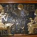 Akhénaton en famille, fresque à Alexandrie