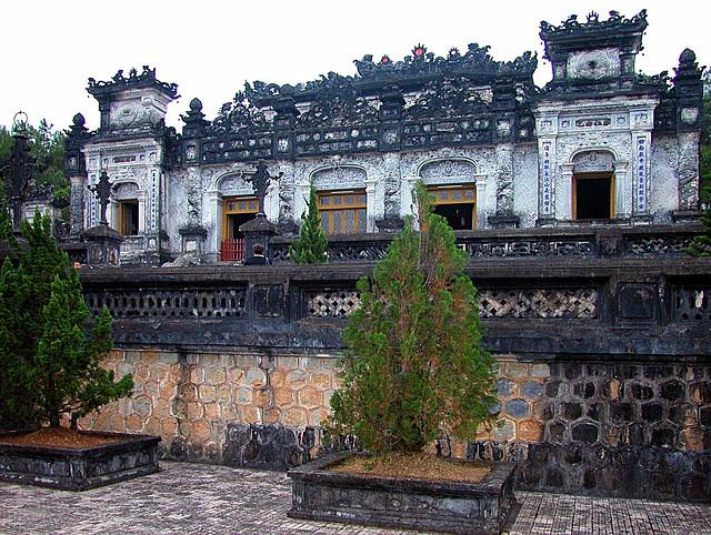 Khải Định mausoleum