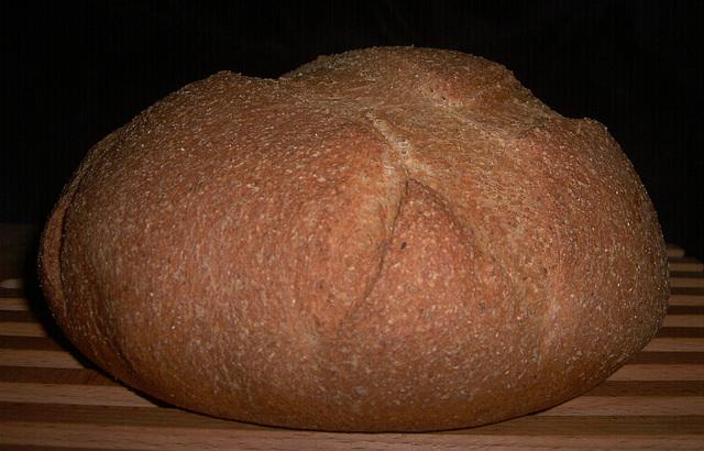 Spelt-volkorenbrood