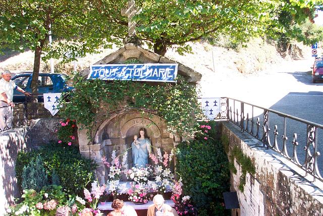 Bretagne : Notre-Dame de la Peinière