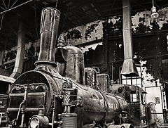 The Locomotive Hangar - 1