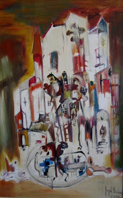 Feasts of Lisboa (painting)