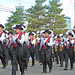 Marching band at Days of '47 parade