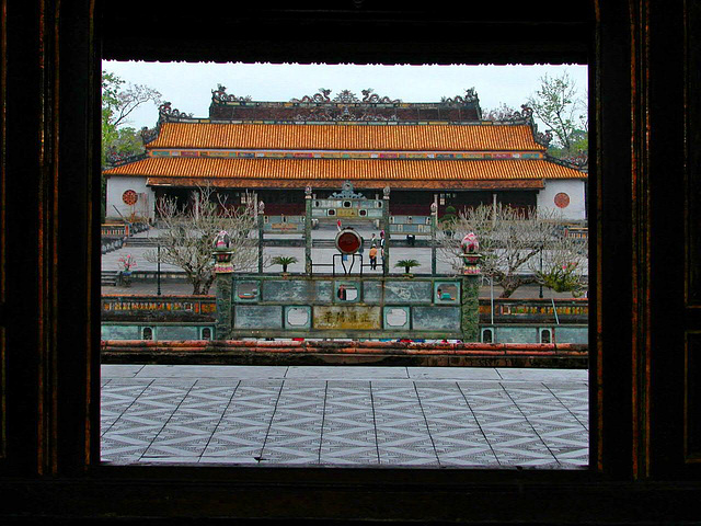 Forbidden Purple City Huế
