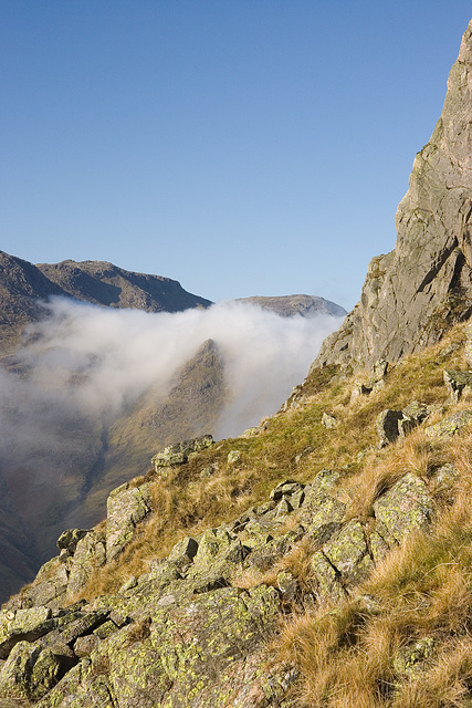 Langdale Clouds Clearing II